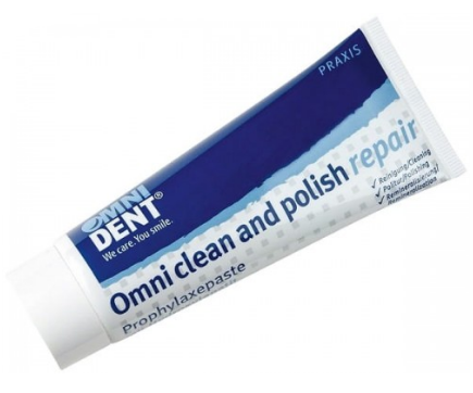 Omni Clean and Polish Repair 95 g - pasta polerska Omnident.png